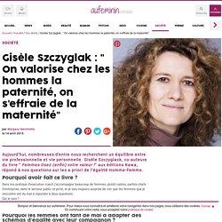 Femmes osez enfin votre valeur : interview de Gisèle Szczyglak