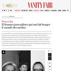 12 femmes journalistes qui ont fait bouger le monde des médias