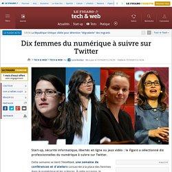 10 femmes du numérique reconnues. Les suivez-vous ?
