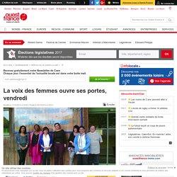 La voix des femmes ouvre ses portes, vendredi - 2014