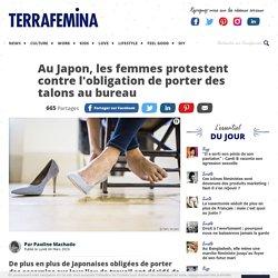 Japon : les femmes protestent contre les talons au travail
