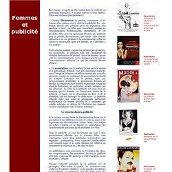 Femmes et Publicité