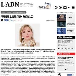 Femmes & Réseaux Sociaux