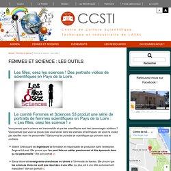 Femmes et science : Les outils