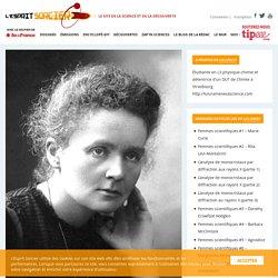 Femmes scientifiques #1 - Marie Curie - L'Esprit Sorcier