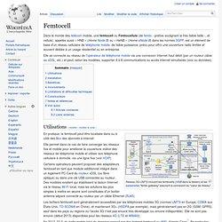 Femtocell