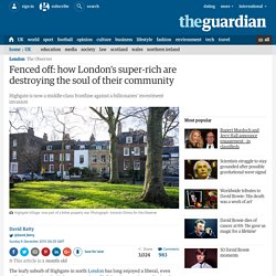 Highgate Society in the news.