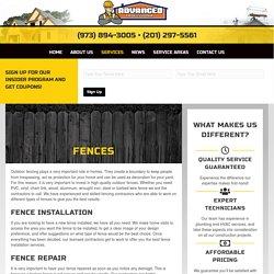 Fences - Advanced Professional