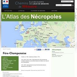 Atlas des nécropoles - Fère-Champenoise