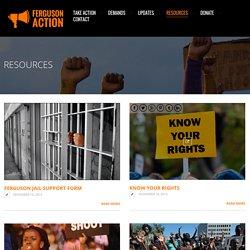 Ferguson Action Resources - Ferguson Action