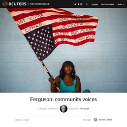 Ferguson: community voices