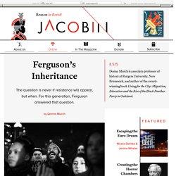 Ferguson's Inheritance