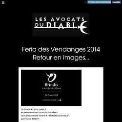 Feria des Vendanges 2014 Retour en images…