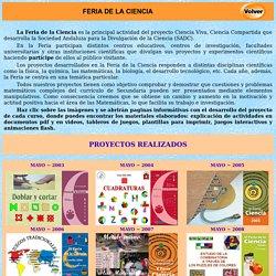 Ferias de la Ciencia - Sevilla