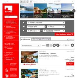 Ferienhäuser & Ferienwohnungen auf Mallorca bei atraveo buchen