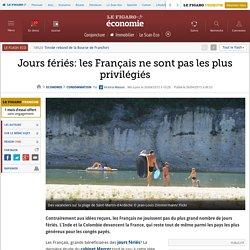 Jours fériés: les Français ne sont pas les plus privilégiés