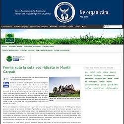 Ferma suta la suta eco ridicata in Muntii Carpati