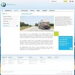 Fermentalg - Biocarburants