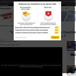 """""""L'Angle éco"""". Faut-il fermer les frontières pour sauver nos emplois ? - France 2 - 30 mars 2017 - En replay"""