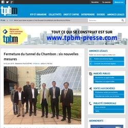 TPBM : 6 nouvelles mesures
