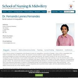 Dr. Fernando Lannes Fernandes