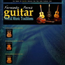Guitar & World Music Traditions