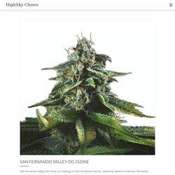 San Fernando Valley OG Clone - HighSky Clones