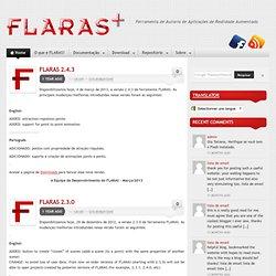 FLARAS » Ferramenta de Autoria de Aplicações de Realidade Aumentada