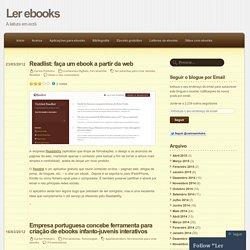 ferramentas para criar ebooks