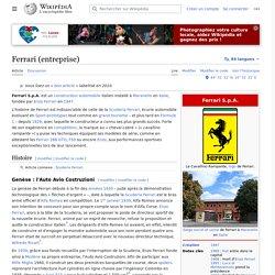 Ferrari (entreprise)
