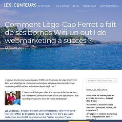 Lège Cap Ferret utilise son wifi pour cibler ses voyageurs !