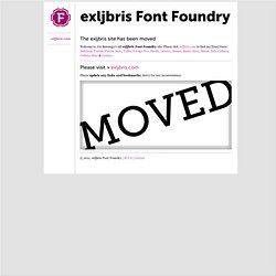 Fertigo Pro - a free font from exljbris Font Foundry