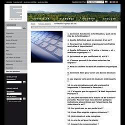 Fertilisation organique des sols - Groupe Frayssinet