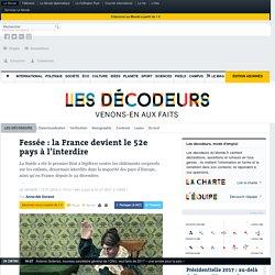 Fessée : la France devient le 52e pays à l'interdire