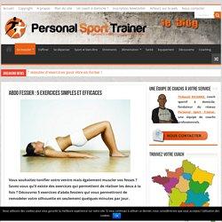 Abdo fessier : 5 exercices simples et efficaces