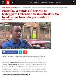 Pioltello, bufala dei festeggiamenti per attentato Manchester