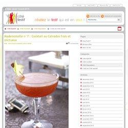 Blog Côté FestifCôté Cocktail - Blog Côté Festif
