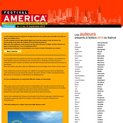 Festival America 2014