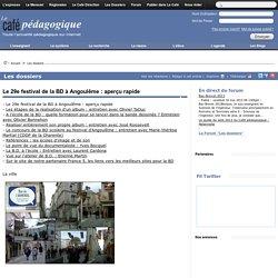 Le 29e festival de la BD à Angoulême : aperçu rapide