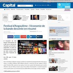 Festival d'Angoulême : l'économie de la bande dessinée en résumé