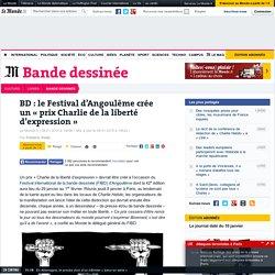 BD : le Festival d'Angoulême crée un «prix Charlie de la liberté d'expression»