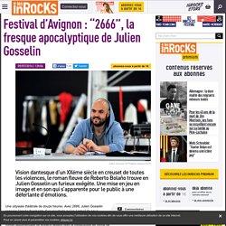 """Festival d'Avignon: """"2666"""", la fresque apocalyptique de Julien Gosselin / Les InRocks"""