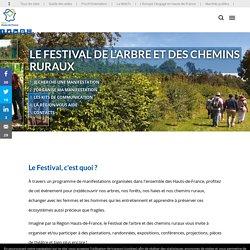 Festival de l'arbre - Région Hauts-de-France