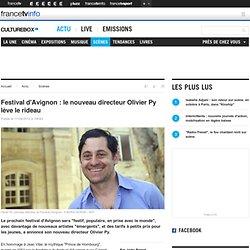 Sept. 13, Festival d'Avignon : le nouveau directeur lève le rideau