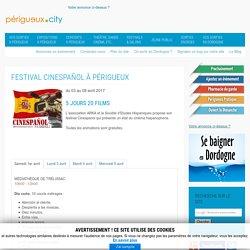 Festival Cinespañol à Périgueux