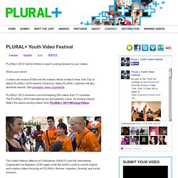 PLURAL+ Video Festival | United Nations Alliance of Civilizations