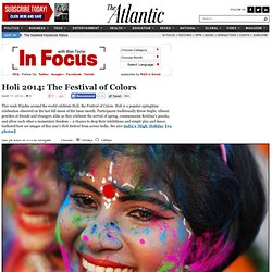 Holi 2014: The Festival of Colors