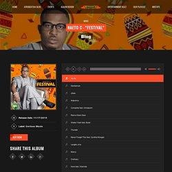 "Naeto C - ""Festival"" – African Music Website"