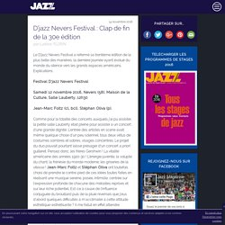 D'jazz Nevers Festival : Clap de fin de la 30e édition