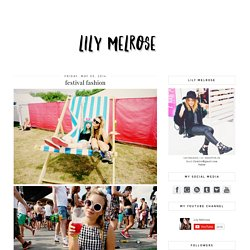 Lily Melrose - UK Style and Fashion Blog
